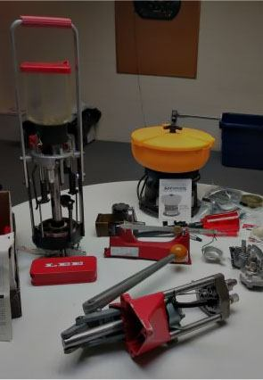 <h3>10%</h3>Off Lee's Reloading Equipment. Be Unique, be prepared!