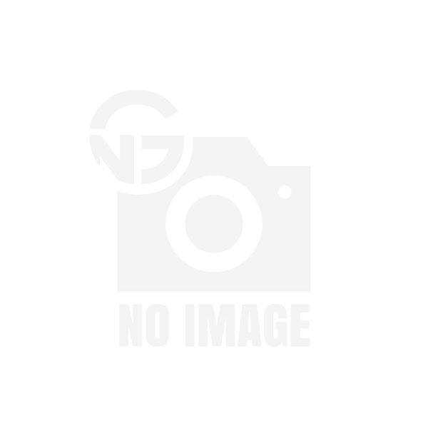 Desantis Econo Belt 1Wide Black w Black Powder Coated Buckle 46 Desantis-E25BJ46Z3